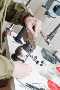 Strumenti utilizzati in oreficeria o laboratorio orafo