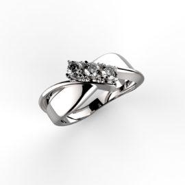 Diamante Aprile Caesar Ring