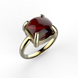Anello in oro con pietra preziosa Maximo Ring