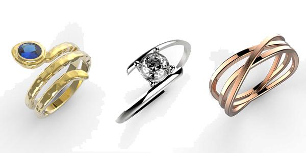 anelli da ragalare per Natale