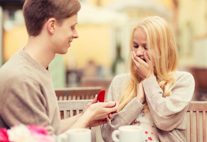 Anello di fidanzamento a San Valentino: oreficeria a Roma e online