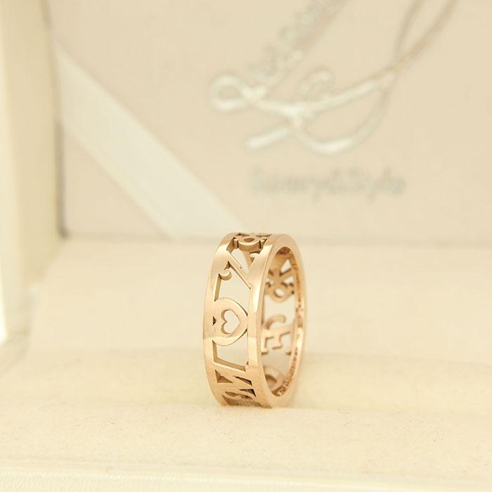 anello famiglia Family Ring
