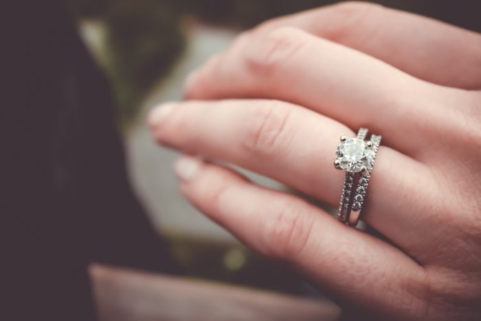 Love Engagement ring