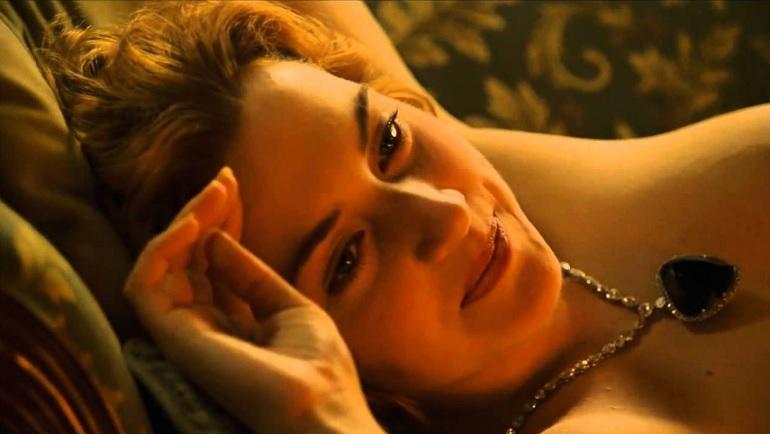 Kate Winslet Titanic gioielli e storia del cinema