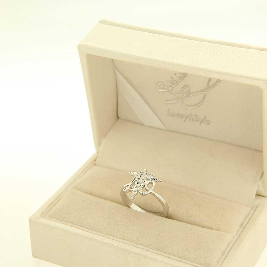 anello attilio regalo laurea
