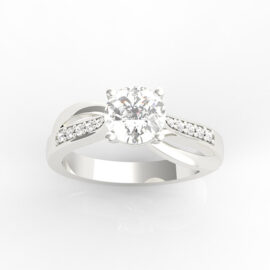 George Ring Anello Diamanti